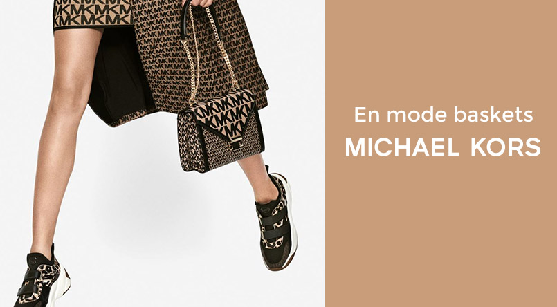baskets michael kors